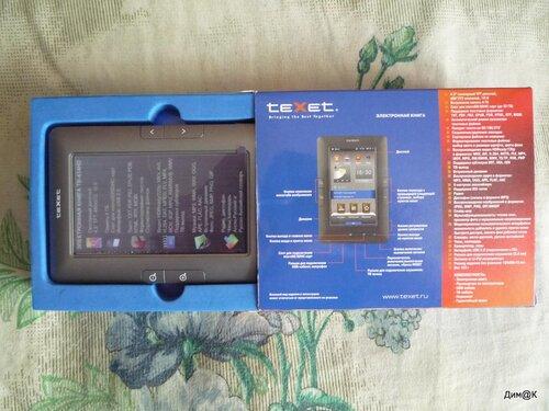Texet ТВ-434HD (в коробке)