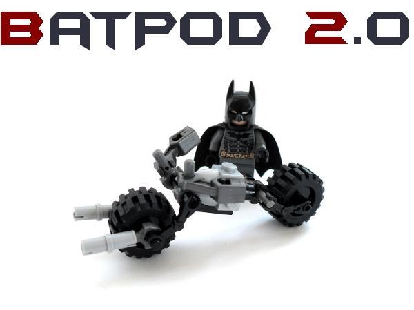 Batpod 20 Lego Licensed Eurobricks Forums