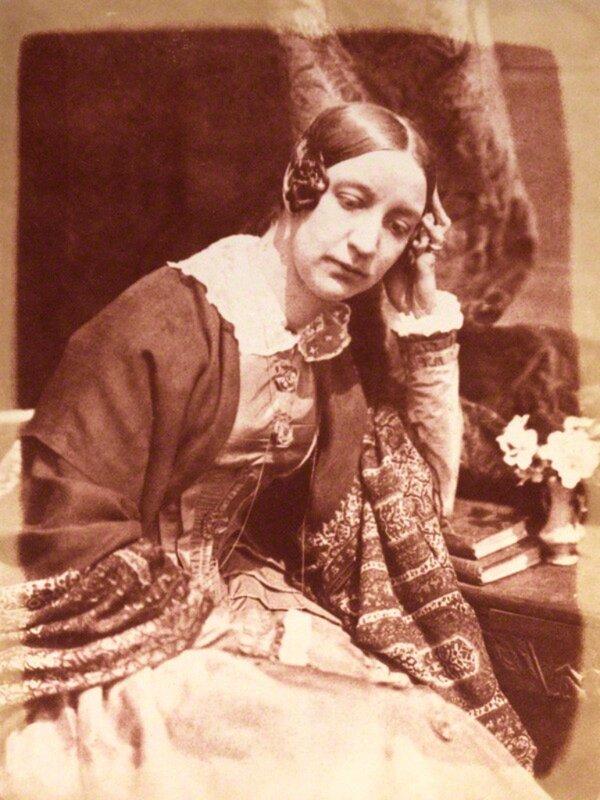 NPG P6(124); Elizabeth (nÈe Rigby), Lady Eastlake