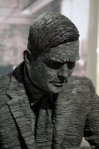 Скульптуры Стивена Кеттла