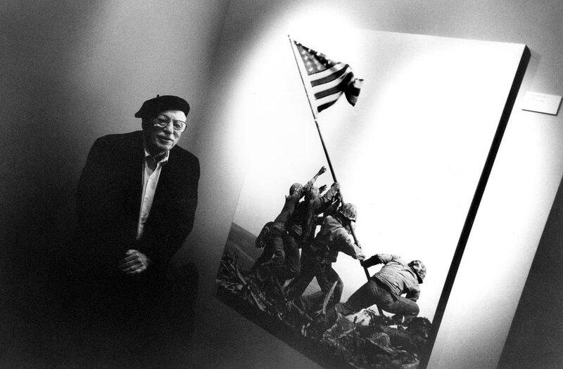 Rosenthal Iwo Jima