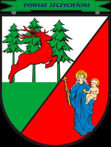 Герб Щитненского повята