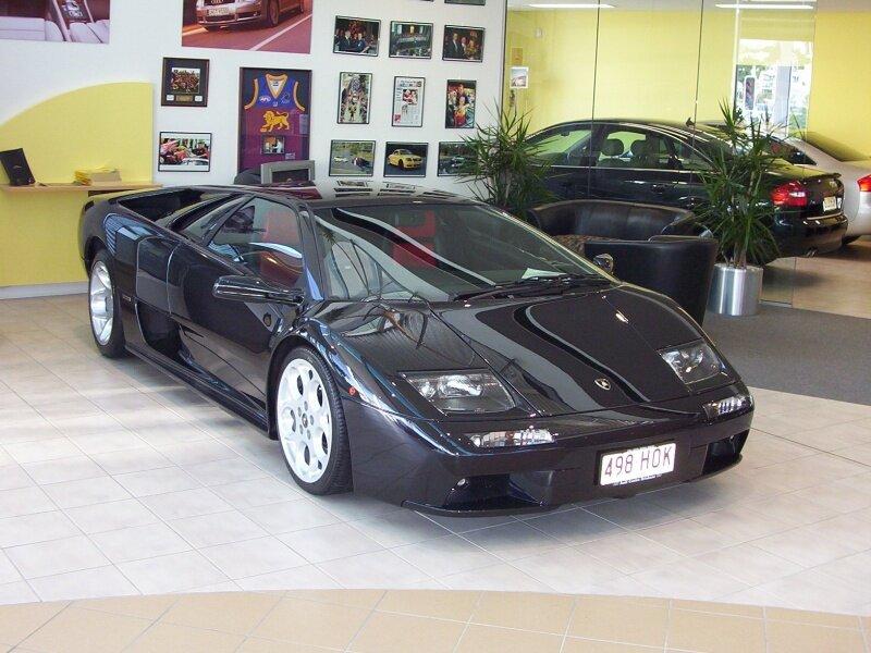 Lamborghini Diablo (Ламборджин…