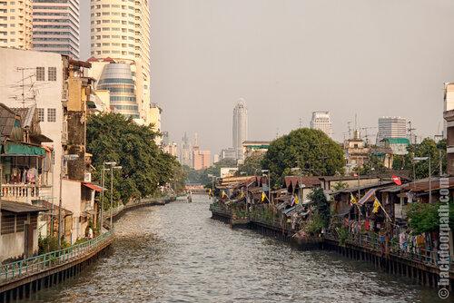 Bangkok's contradiction