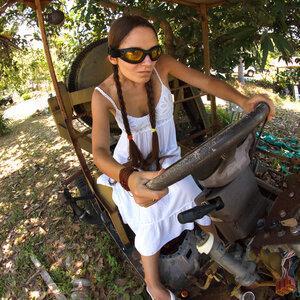 На острове Самуи, в Таиланде