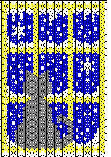 плетение бисером чехол для телефона - Мир Бисера.