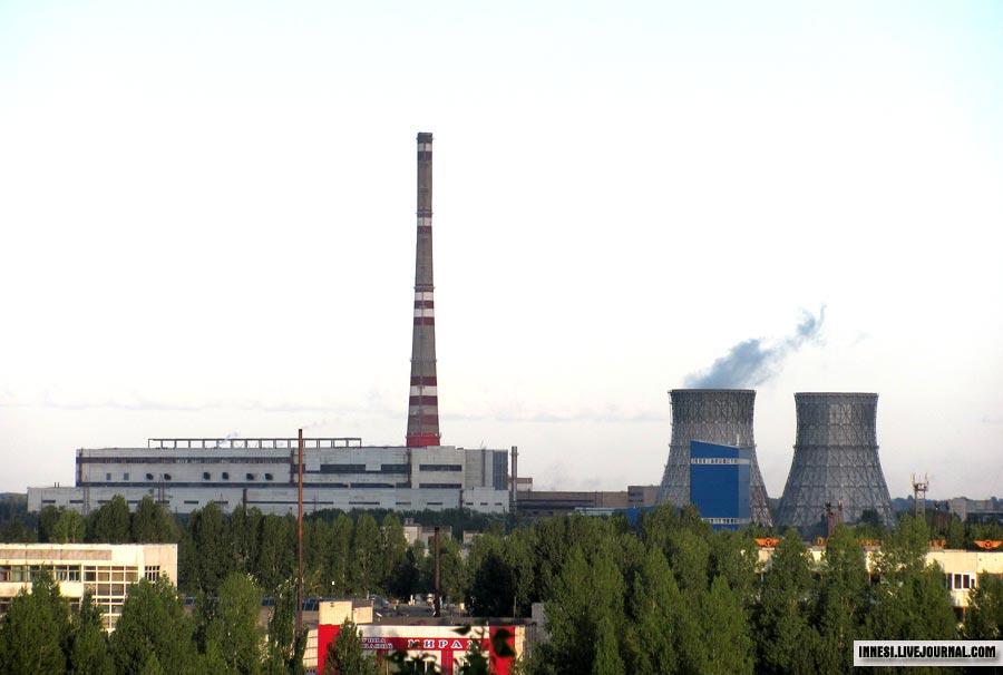 картинки электростанции в ульяновске них