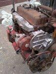 Двигатель (4-цилиндровый) PERKINS