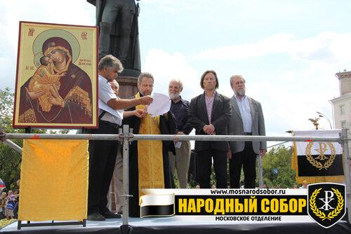 Игумен Иоанн (Ермаков), настоятель Патриаршего подворья храма Рождества Иоанна Предтечи в Сокольниках