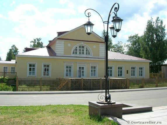 Дом-музей П.И.Чайковского в Воткинске