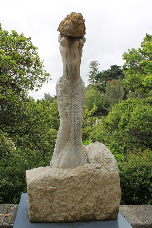 Синтра. скульптура Sintra Arte Pública sculpture. Volta do Ducho