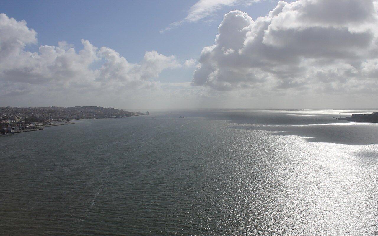 Лиссабон, река Тежу