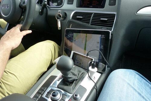 Сравнение навигаторов в дороге
