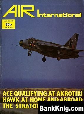 Журнал Air International - Vol 19 No 5