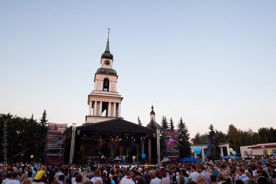 День города в Слободском