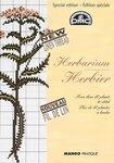 """Книга  """"Вышиваем гербарий """".  Вышивка крестом, схемы."""