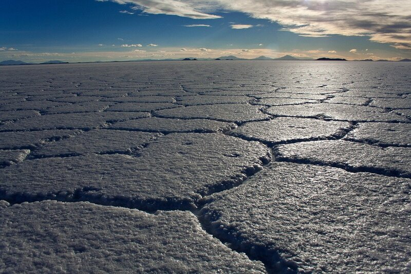 20 лучших фотографий сделанных на соляном озере Салар-де-Уюни