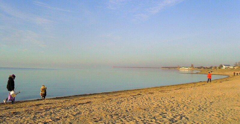 Спокойствие моря осеннего .... SAM_4466.JPG