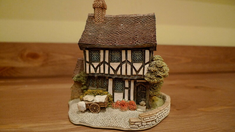 Как своими руками сделать миниатюрный домик