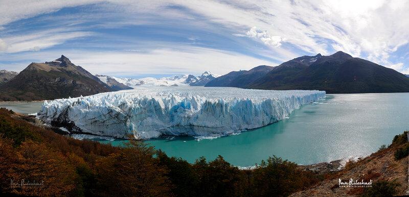Ледник Перито-Морено, Аргентина, Патагония