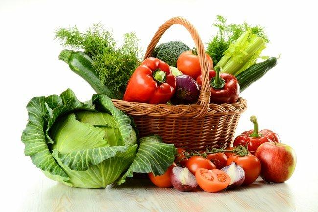 Летняя диета для похудения (3 варианта)