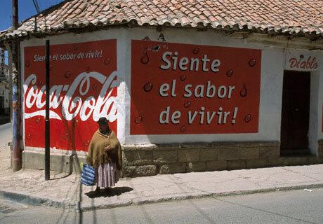 Боливия отказаласьот Coca-Cola и McDonald's перед концом света