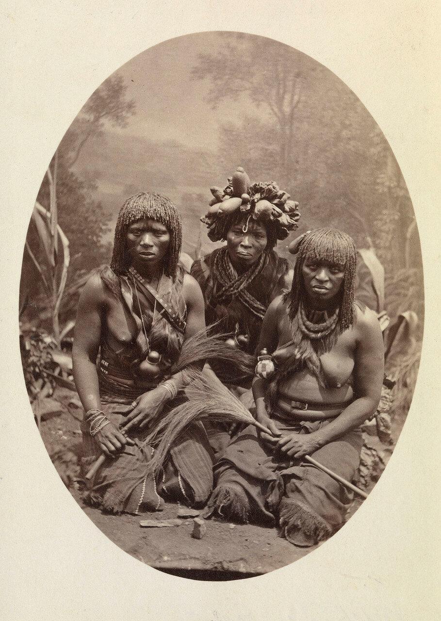 Зулусские охотники на ведьм