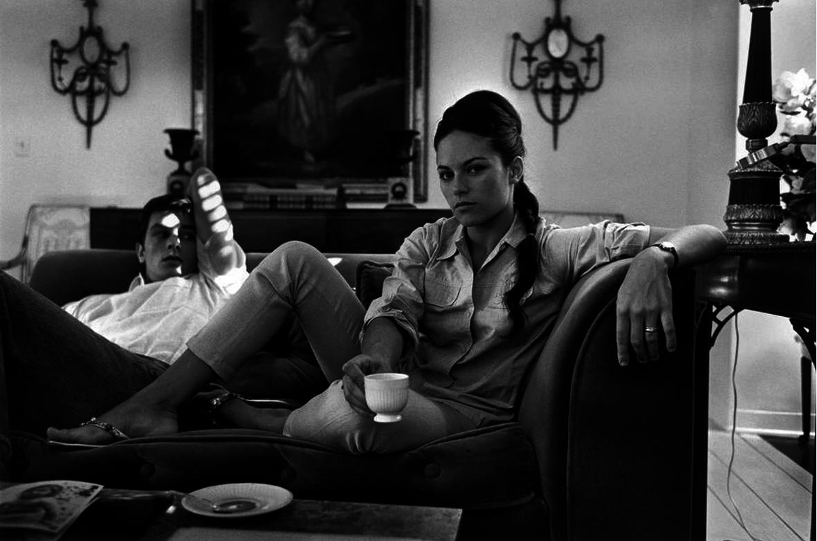1964. С Натали в Калифорнии