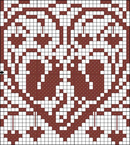 【引用】外网~十字绣(98) - 秋林红叶 -