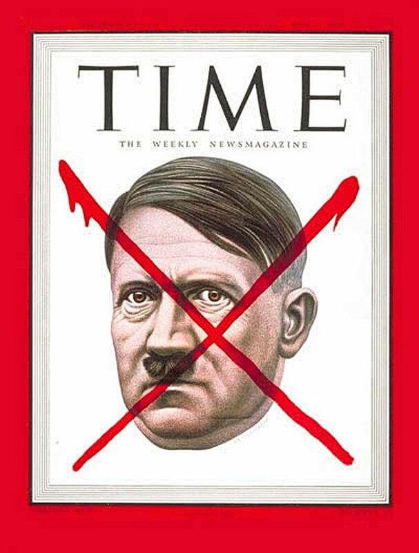 Адольф Гитлер, Гитлер капут