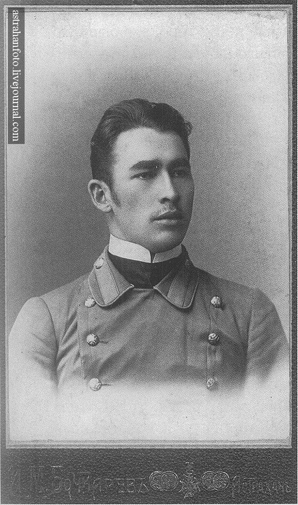 И.М. Бочкарев. Портрет Л.И. Никифорова. 1910