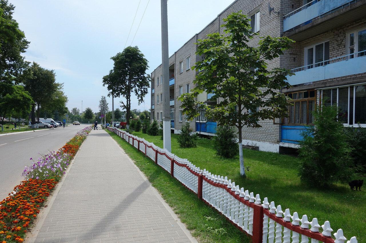 улица Октября