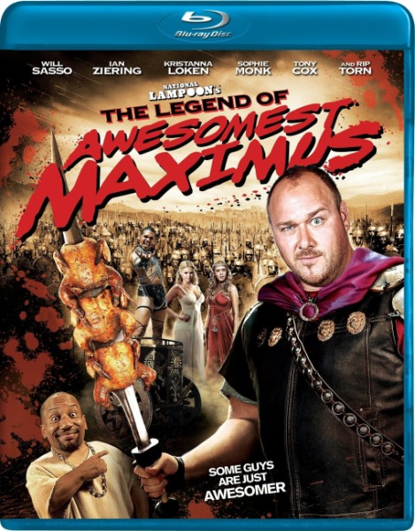 ���� ������ ��������� / The Legend of Awesomest Maximus (2011) DVD5 + BDRip 720p + HDRip