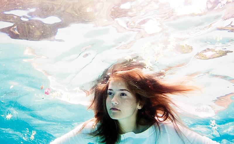 Подводная феерия фотографа Elena Kalis
