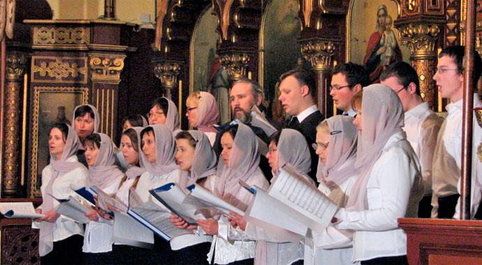 Православное церковное песнопение