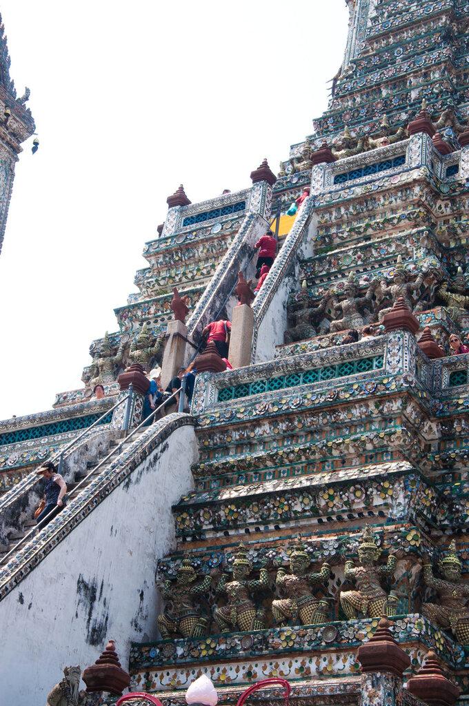 бангкок, тайланд, Храм Утреней Зари