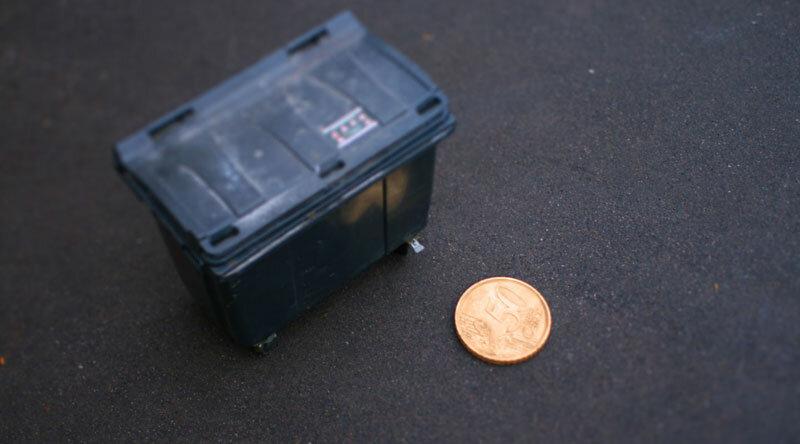 Уменьшение объектов с помощью монеты