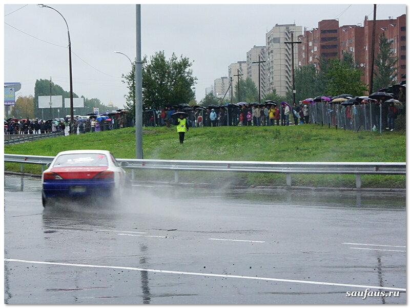 Дрифт в Тольятти
