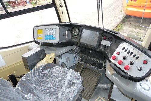 Управление трамваем сейчас стало проще