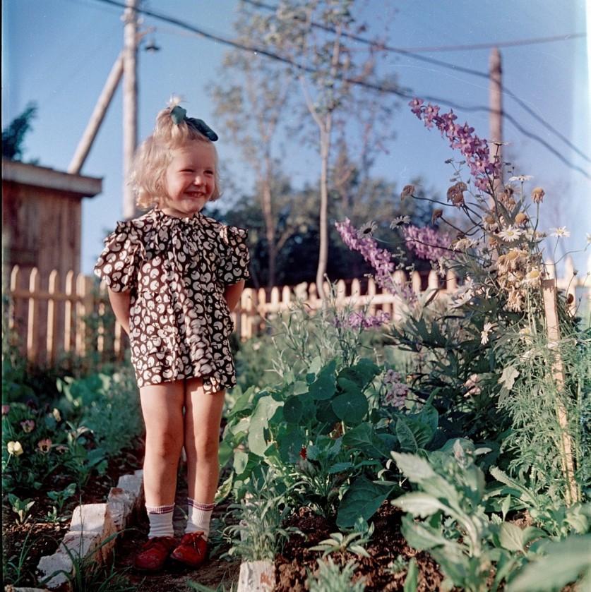 Полные ностальгии;)) Яркие советские фотографии Семёна Фридлянда