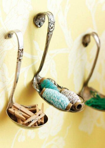 Изделия из ложек и вилок