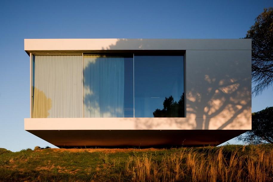 Восхитительный частный дом в Португалии от Pedro Reis