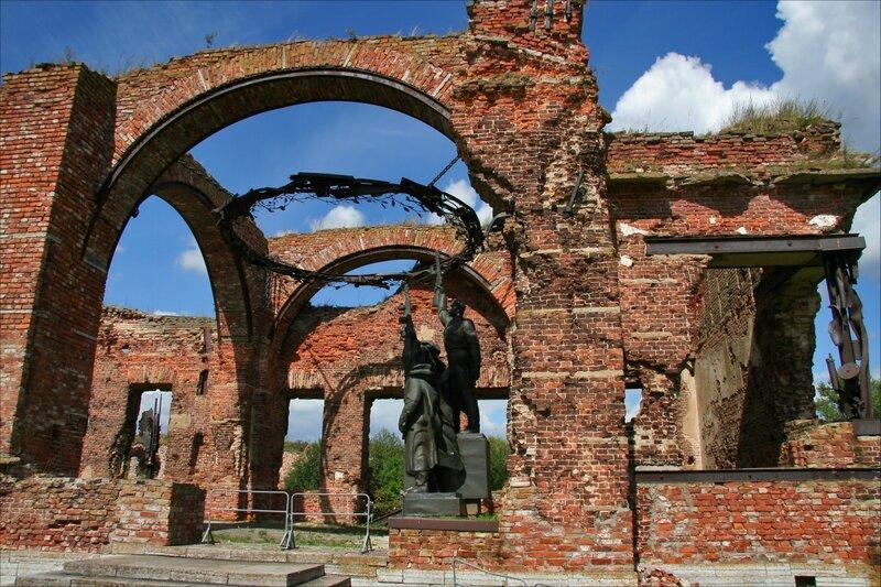 Крепость Орешек, Памятник защитникам крепости в Иоанновском соборе