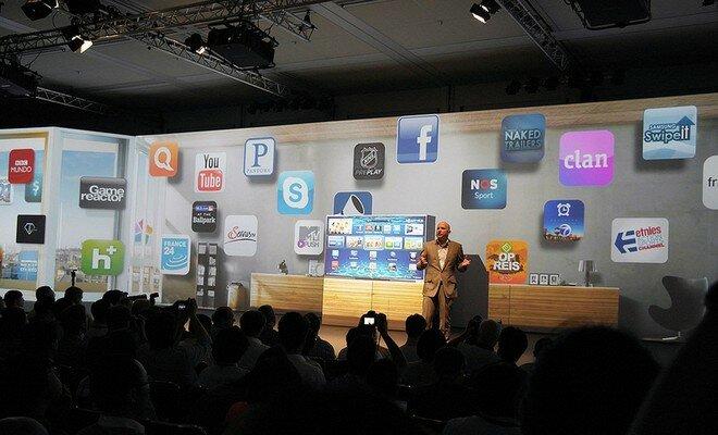 Samsung на IFA2012