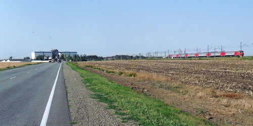 Дорога на Новоминскую, 25 августа 2012, 09:51