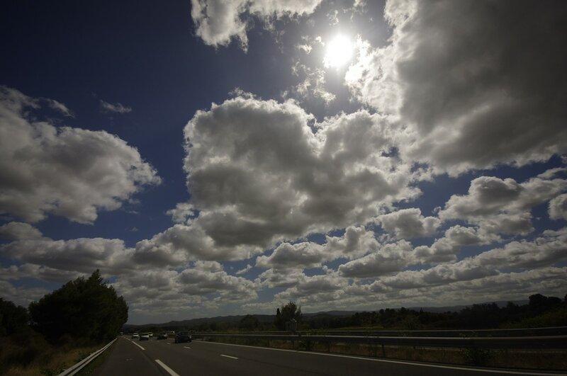 """""""...Чаще в небо голубое, реже - под ноги смотреть..."""" (c) В.Луферов"""