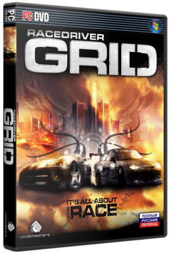 Race Driver: GRID (2008) PC