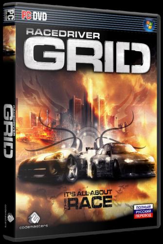 Race Driver: GRID (2008) PC