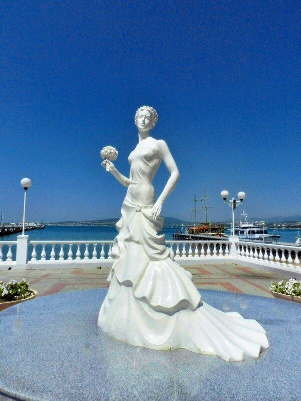 Белая невеста.