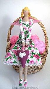 Куклы в интерьере, тильды, уютный дом, для дома, куклы, фея